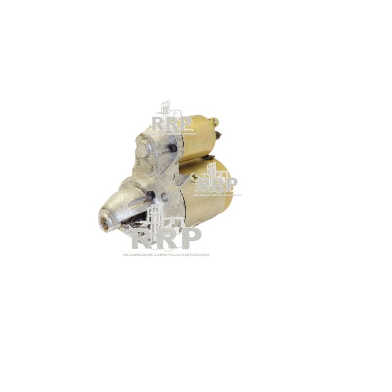 Motor de arranque-5C - 24V 48V 80V Alternador Alternadores Asientos Bombas de Agua Bombas de agua Bombín de freno Cargadores Conectores Contactor De carga Diesel Eléctrica Eléctrico Estabilizadora Faros Frenos Macizas, superelásticas Máquinas de ocasión Motor de arranque Motores de arranque Motriz, para transpaleta, apilador y retráctil Ofertas/Ocasión Orbitrol Otros Pilotos Radiadores Ruedas 8´´ Ruedas 9´´ Ventilador de refrigeración