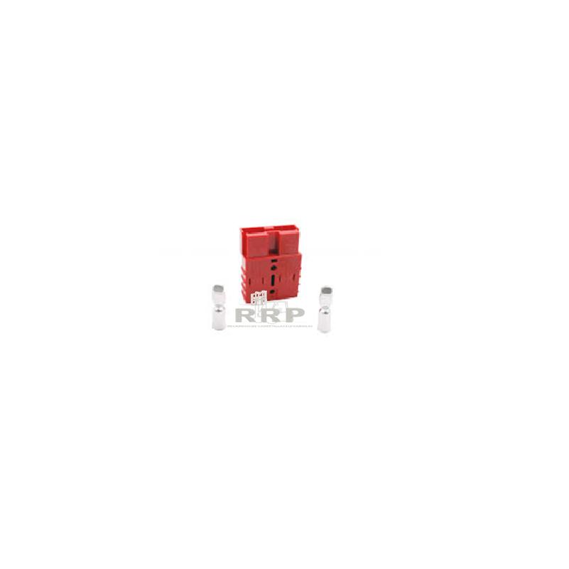 Conector 24V  RB50 - 24V 48V 80V Alternador Alternadores Asientos Bombas de Agua Bombas de agua Bombín de freno Cargadores Conectores Contactor De carga Diesel Eléctrica Eléctrico Estabilizadora Faros Frenos Macizas, superelásticas Máquinas de ocasión Motor de arranque Motores de arranque Motriz, para transpaleta, apilador y retráctil Ofertas/Ocasión Orbitrol Otros Pilotos Radiadores Ruedas 8´´ Ruedas 9´´ Ventilador de refrigeración