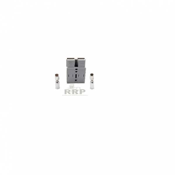 Conector 36V RB50 - 24V 48V 80V Alternador Alternadores Asientos Bombas de Agua Bombas de agua Bombín de freno Cargadores Conectores Contactor De carga Diesel Eléctrica Eléctrico Estabilizadora Faros Frenos Macizas, superelásticas Máquinas de ocasión Motor de arranque Motores de arranque Motriz, para transpaleta, apilador y retráctil Ofertas/Ocasión Orbitrol Otros Pilotos Radiadores Ruedas 8´´ Ruedas 9´´ Ventilador de refrigeración