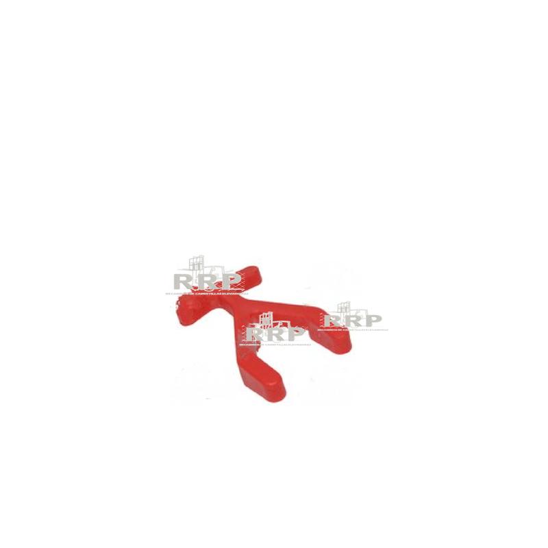 Asa de conector - 24V 48V 80V Alternador Alternadores Asientos Bombas de Agua Bombas de agua Bombín de freno Cargadores Conectores Contactor De carga Diesel Eléctrica Eléctrico Estabilizadora Faros Frenos Macizas, superelásticas Máquinas de ocasión Motor de arranque Motores de arranque Motriz, para transpaleta, apilador y retráctil Ofertas/Ocasión Orbitrol Otros Pilotos Radiadores Ruedas 8´´ Ruedas 9´´ Ventilador de refrigeración