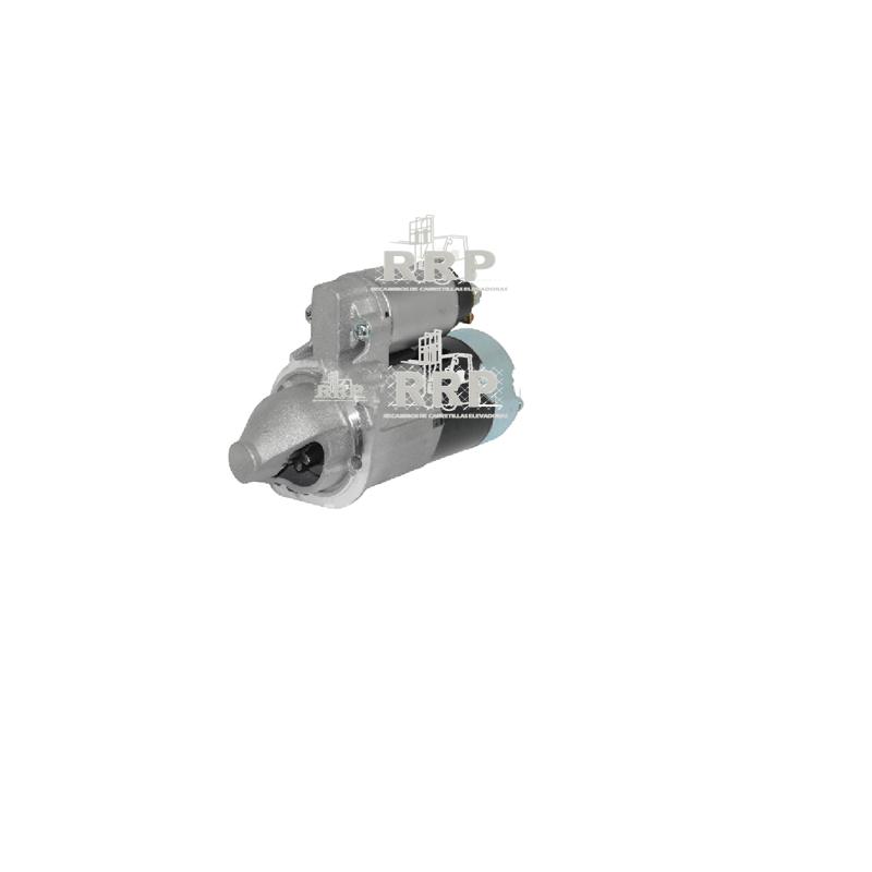 Motor de arranque Jungheinrich-3J - 24V 48V 80V Alternador Alternadores Asientos Bombas de Agua Bombas de agua Bombín de freno Cargadores Conectores Contactor De carga Diesel Eléctrica Eléctrico Estabilizadora Faros Frenos Macizas, superelásticas Máquinas de ocasión Motor de arranque Motores de arranque Motriz, para transpaleta, apilador y retráctil Ofertas/Ocasión Orbitrol Otros Pilotos Radiadores Ruedas 8´´ Ruedas 9´´ Ventilador de refrigeración