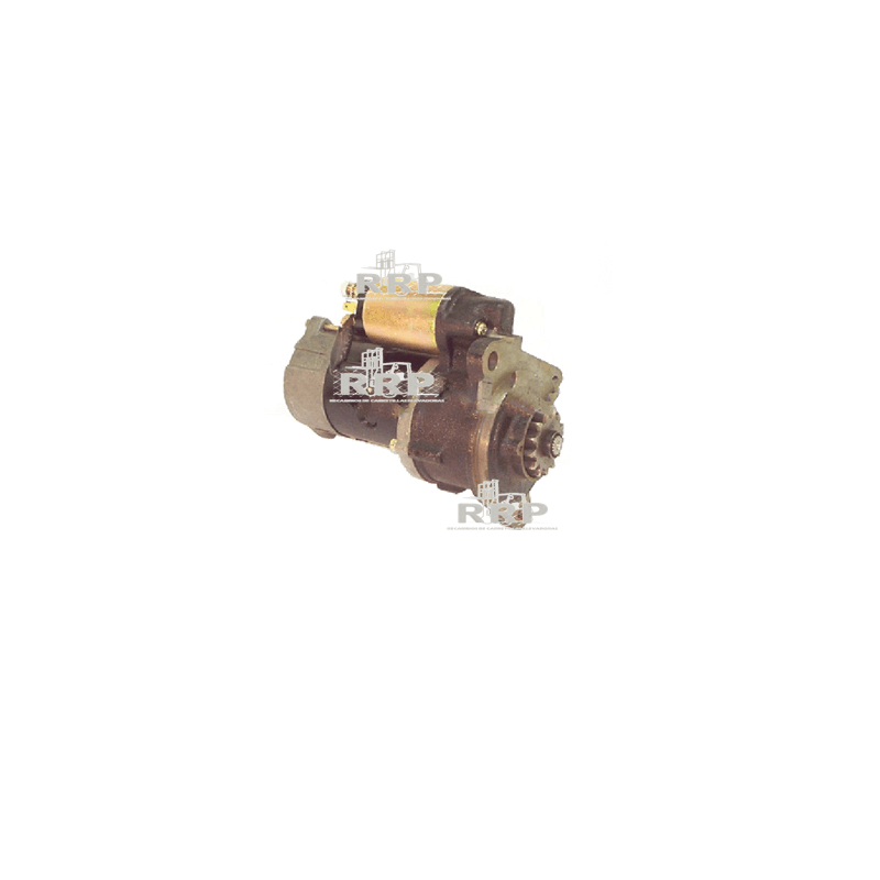 Motor de arranque Jungheinrich-14J - 24V 48V 80V Alternador Alternadores Asientos Bombas de Agua Bombas de agua Bombín de freno Cargadores Conectores Contactor De carga Diesel Eléctrica Eléctrico Estabilizadora Faros Frenos Macizas, superelásticas Máquinas de ocasión Motor de arranque Motores de arranque Motriz, para transpaleta, apilador y retráctil Ofertas/Ocasión Orbitrol Otros Pilotos Radiadores Ruedas 8´´ Ruedas 9´´ Ventilador de refrigeración