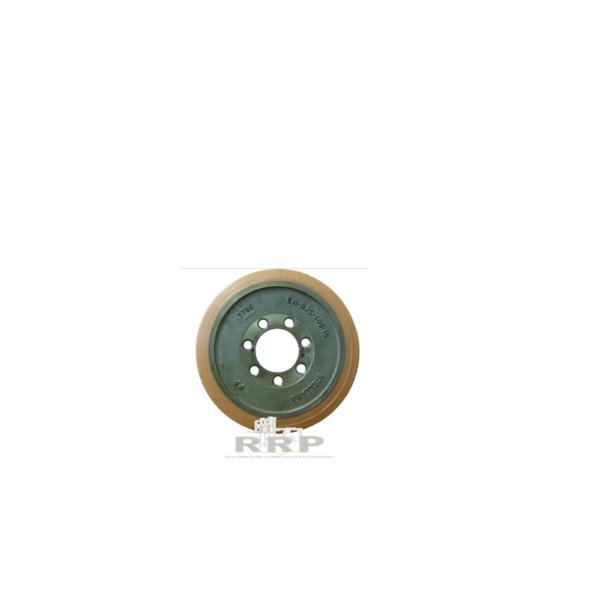 Rueda motriz-3M - 24V 48V 80V Alternador Alternadores Asientos Bombas de Agua Bombas de agua Bombín de freno Cargadores Conectores Contactor De carga Diesel Eléctrica Eléctrico Estabilizadora Faros Frenos Macizas, superelásticas Máquinas de ocasión Motor de arranque Motores de arranque Motriz, para transpaleta, apilador y retráctil Ofertas/Ocasión Orbitrol Otros Pilotos Radiadores Ruedas 8´´ Ruedas 9´´ Ventilador de refrigeración