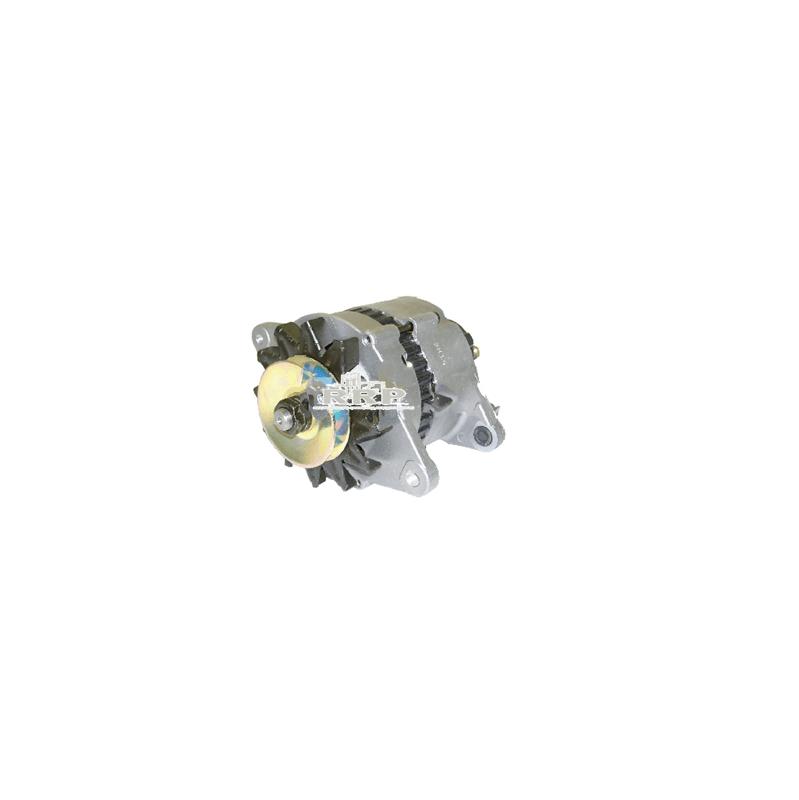 Alternador para Nissan-19N - 24V 48V 80V Alternador Alternadores Asientos Bombas de Agua Bombas de agua Bombín de freno Cargadores Conectores Contactor De carga Diesel Eléctrica Eléctrico Estabilizadora Faros Frenos Macizas, superelásticas Máquinas de ocasión Motor de arranque Motores de arranque Motriz, para transpaleta, apilador y retráctil Ofertas/Ocasión Orbitrol Otros Pilotos Radiadores Ruedas 8´´ Ruedas 9´´ Ventilador de refrigeración