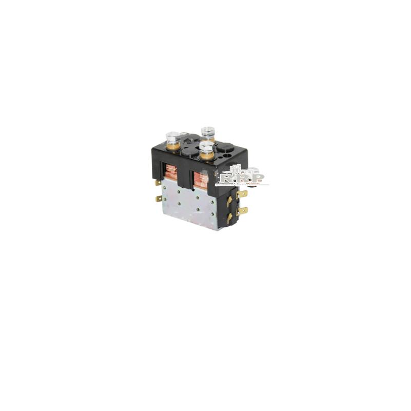 CONTACTOR DE MARCHA PARA NISSAN - 24V 48V 80V Alternador Alternadores Asientos Bombas de Agua Bombas de agua Bombín de freno Cargadores Conectores Contactor De carga Diesel Eléctrica Eléctrico Estabilizadora Faros Frenos Macizas, superelásticas Máquinas de ocasión Motor de arranque Motores de arranque Motriz, para transpaleta, apilador y retráctil Ofertas/Ocasión Orbitrol Otros Pilotos Radiadores Ruedas 8´´ Ruedas 9´´ Ventilador de refrigeración